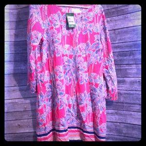 Lilly pink linden dress!
